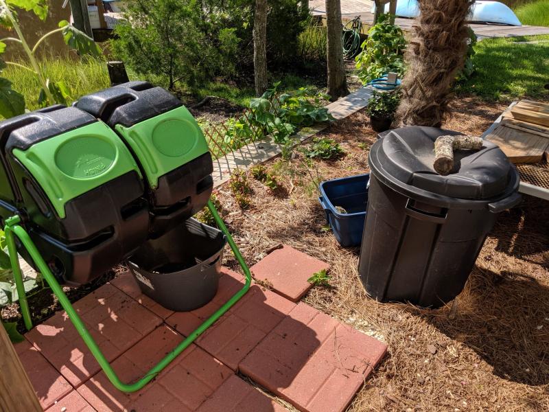Compostingsystem