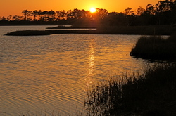 Croatan_sunset