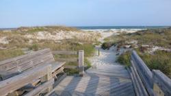 Beachchurchpew