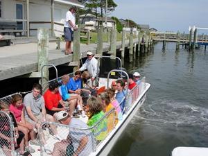 Calicojackboat