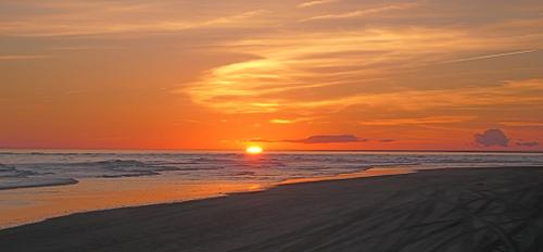 Sunsetatthepointemeraldisle